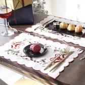 키친메이 산타클로스 식탁매트