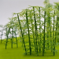포레스 테라리움 대나무 모형 3종 / 조경재료