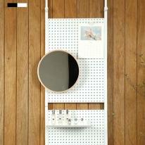 까사마루 매직 스탠드형 타공판 세트 400X600 (악세서리 12개 포함) 한정수량