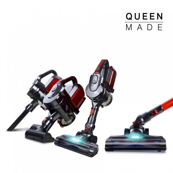 2019년 신제품 퀸메이드 앱솔루트 무선 청소기 2세대 200w