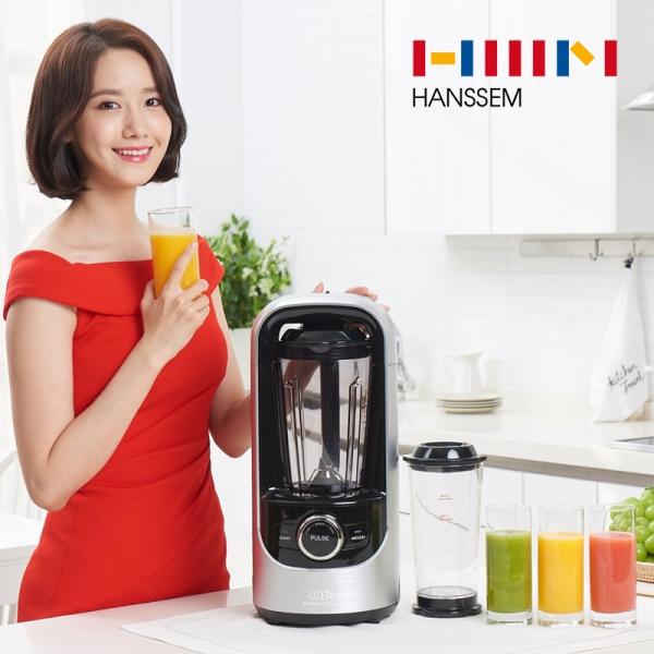 한샘 OZEN 진공블렌더 2세대  HAF-HB500SV