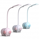 레토 충전식 무선 돼지 LED스탠드 무드등 LML-PG07H
