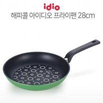 [HAPPYCALL] 해피콜 아이디오 28cm 프라이팬 그린 3001-0217