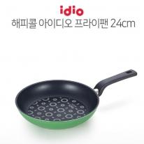 [HAPPYCALL] 해피콜 아이디오 24cm 프라이팬 그린 3001-0216