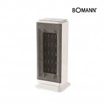 보만 가정용 온풍기 EH5204 전기히터 웜화이트블랙
