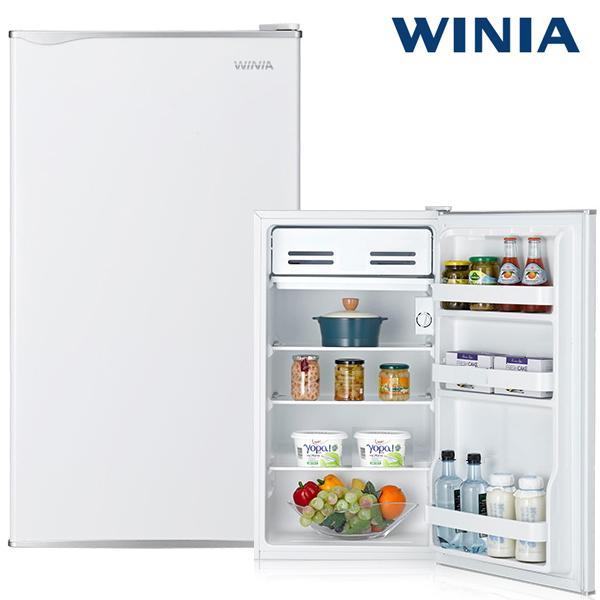 위니아 소형냉장고 93리터 화이트 ERR093BW 기사방문설치