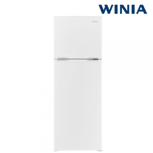 위니아 소형냉장고 화이트 2도어 WRT182AW 기사방문설치 182리터