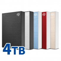 씨게이트 New Backup Plus Portable + Rescue 4TB 외장하드