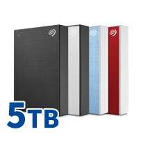 씨게이트 New Backup Plus Portable + Rescue 5TB 외장하드