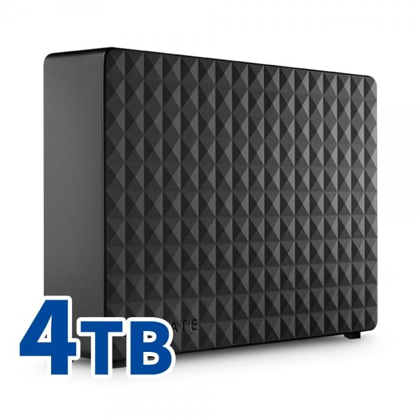 씨게이트 Expansion Desktop 4TB 블랙 다이아몬드 외장하드 USB3.0