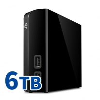 씨게이트 Backup Plus Hub Desktop Drive 6TB 외장하드