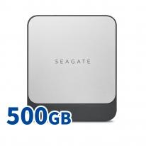 씨게이트 FAST SSD USB-C +Rescue 500GB 외장SSD