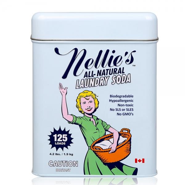 넬리 소다 세탁세제 125회(1.9kg)