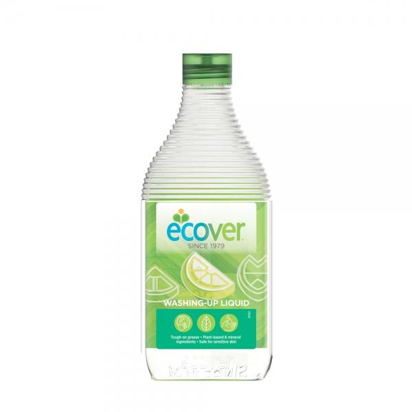 에코버 친환경 뉴 주방세제 레몬&알로에 450ml