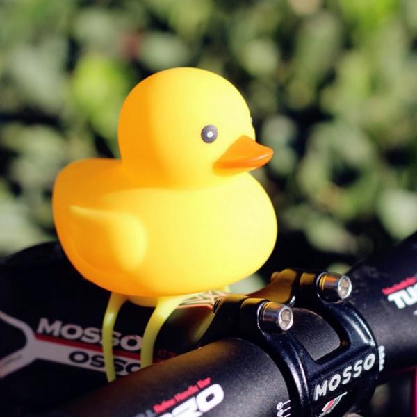 러버덕 자전거 삑삑이 자전거벨 램프벨 딸랑이