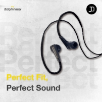 [Dolphinear] 돌피니어 JDR-100 이어폰