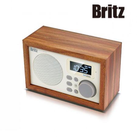 브리츠 휴대용 감성 블루투스 스피커(라디오) BA-C1