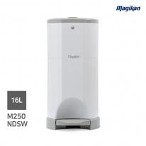 [무료배송] 매직캔 가정용 무소음 16L M250NDSW (화이트)