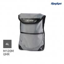 매직캔 M120MFGMR 프라다천 망사포켓_4L 모터메이드 차량용 휴지통