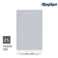 [무료배송] 매직캔 스텔라 21L 휴지통 MJ250GW (그레이+화이트)