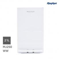 [무료배송] 매직캔 스텔라 21L 휴지통 MJ250WW (화이트)