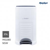 [무료배송] 매직캔 옵셋 25L 휴지통 MO280NSW (화이트)
