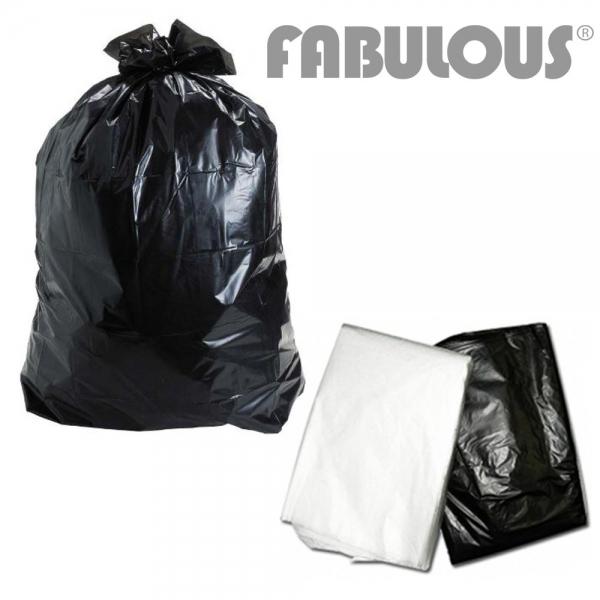 Fabulous 대용량 쓰레기봉투 70매