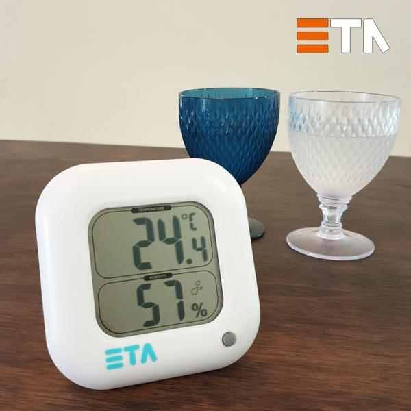 에타 디지털 온습도계 온도계 습도계
