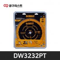 디월트 DW3232PT 원형톱날 12인치 정밀목재용 (80T)
