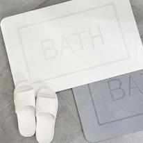 친환경 항균 규조토 화장실 욕실 발매트