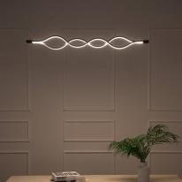 LED 올라 2등 팬던트 조명 40W