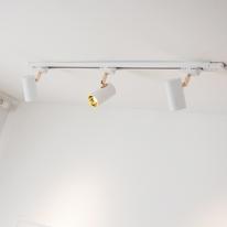 LED 히트 COB 3w 레일 조명 1M 세트