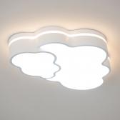LED 클라우드 투톤 방등 80W