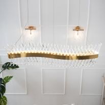 LED 트윈 포스 펜던트 샹들리에조명 35W