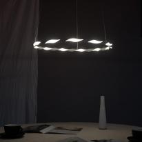 LED 터너 원형 펜던트 조명 30W