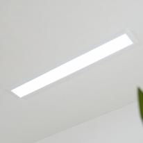 LED 직하형 엣지 평판조명 주방등 50W (1285x180)