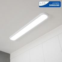 LED 스모키 엣지 주방등 50W