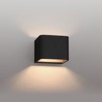 스퀘어 1등 벽등 조명 / LED포함 / 블랙 화이트