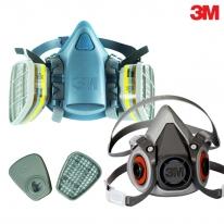 3M 페인트 마스크 및 필터 모음