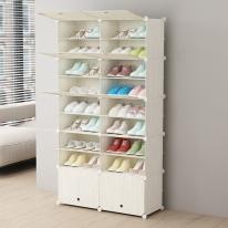 DIY  하우스룸 신발장(85x158cm)/신발정리함 슈즈렉