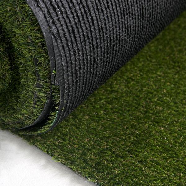 그린 조경 인조잔디(녹색/갈색) (3cm)