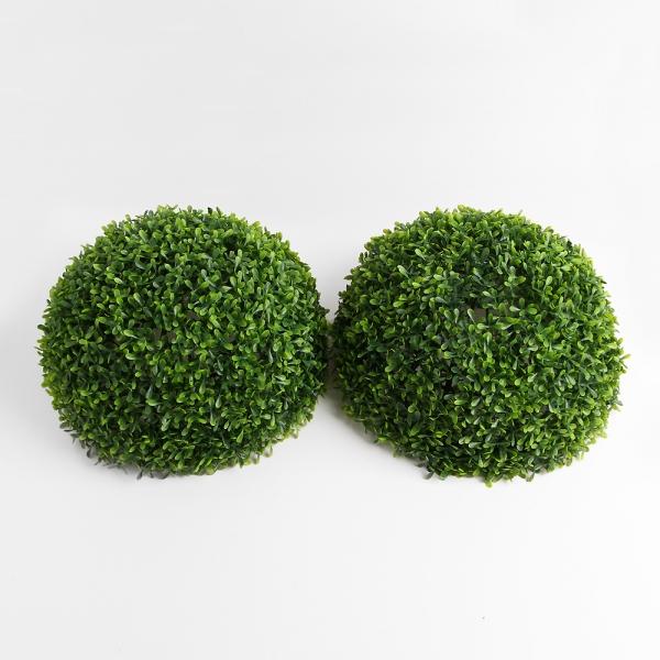 인테리어 새싹 인조 잔디볼(16cm)