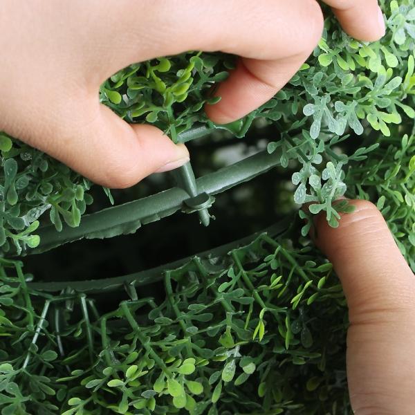 인테리어 초록 인조 잔디볼(16cm)