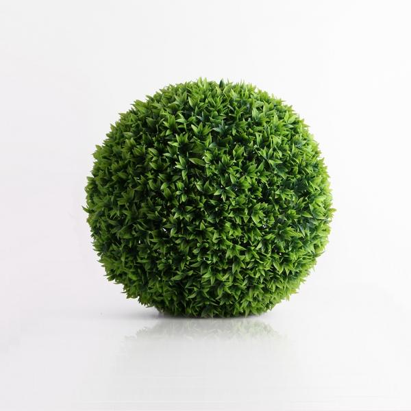 인테리어 녹색 인조 잔디볼(18cm)