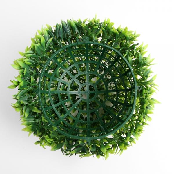 인테리어 녹색 인조 잔디볼(22cm)