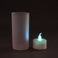 인테리어 컬러 촛불무드등