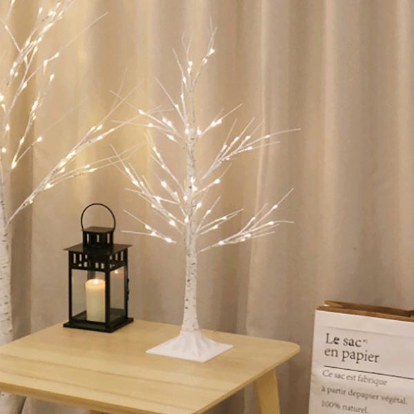자작나무 LED 무드등(90cm)