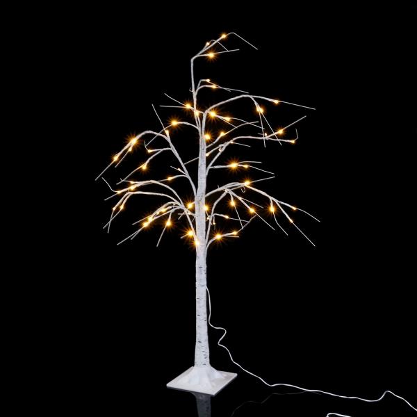 자작나무 LED 무드등(120cm)