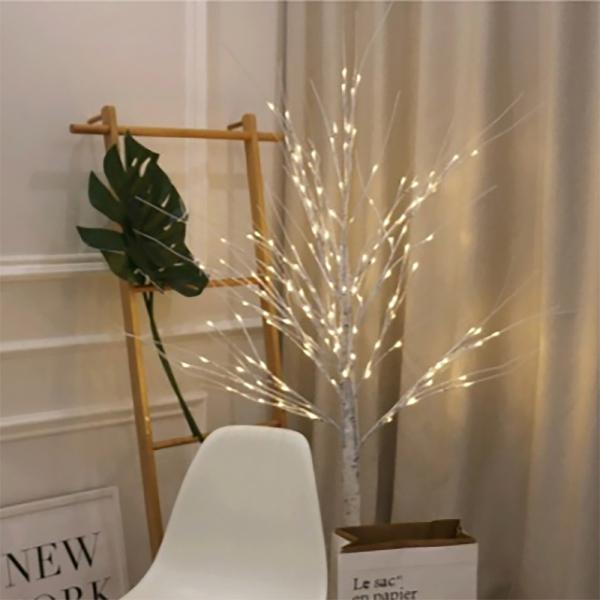자작나무 LED 무드등(180cm)