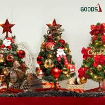 [사은품증정] 굿즈트리 60cm 풀세트 트리/크리스마스 미니트리